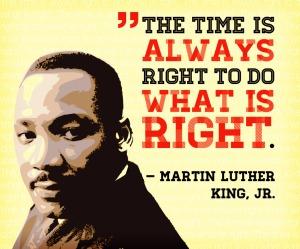 MLKthetime